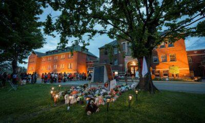 Federasi Indian Kanada Kembali Temukan Kuburan Tak Beridentitas