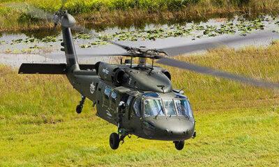 Filipina Tunda Penerbangan Black Hawk Setelah Alami Kecelakaan