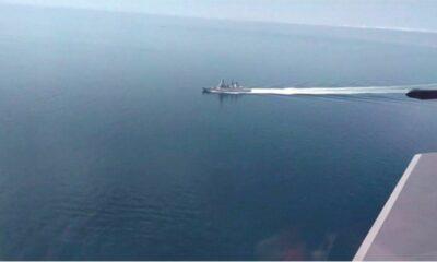 Rusia Bantah Tuduhan Inggris Perihal Konfrontasi di Laut Hitam