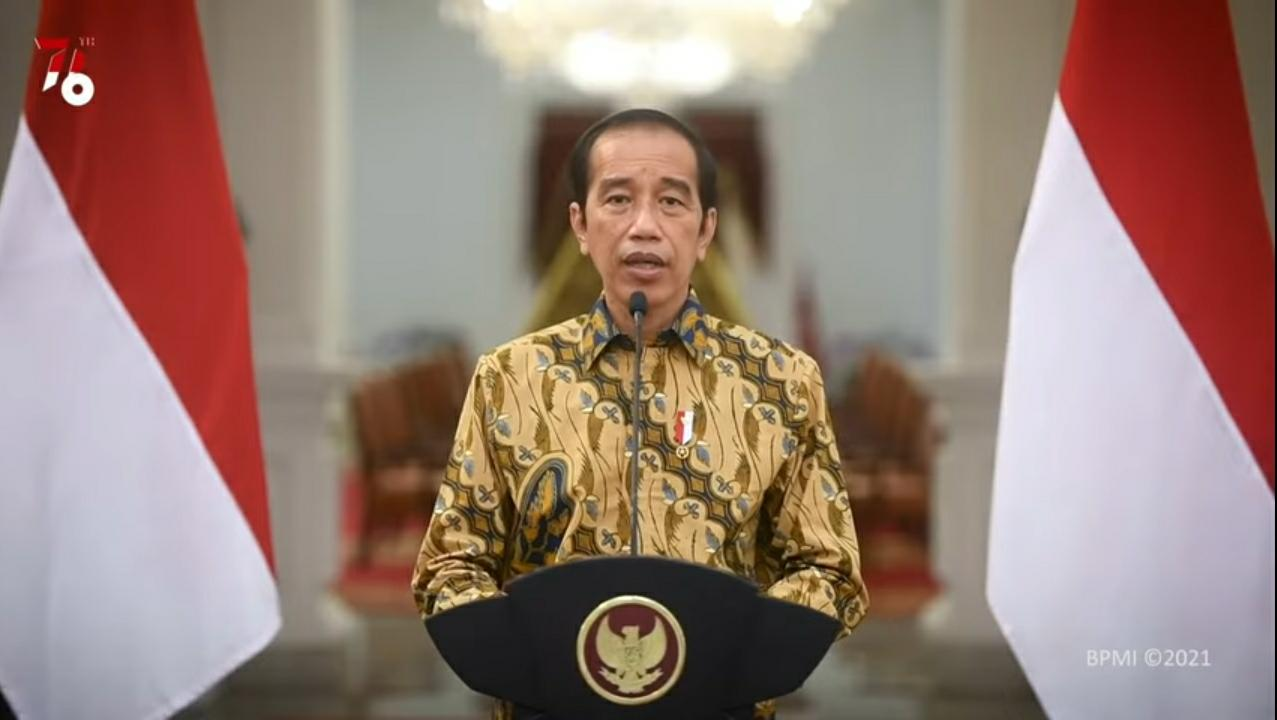 Jokowi Perpanjang Masa PPKM Level 4 Hingga 2 Agustus 2021