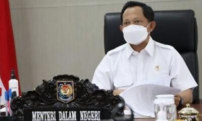 Mendagri Minta Sosialisasi Kepala Daerah Dalam Pelaksanaan PPKM Darurat
