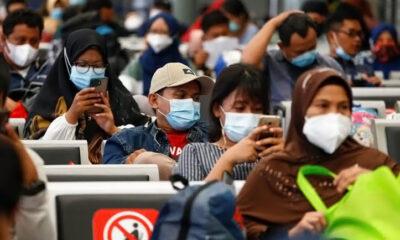 Varian Delta Dominasi Kasus COVID-19 di Indonesia
