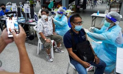 AstraZeneca Tunda Pengiriman Vaksin Untuk Thailand