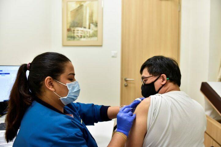 Sinovac Salah Satu Vaksin Favorit di Singapura