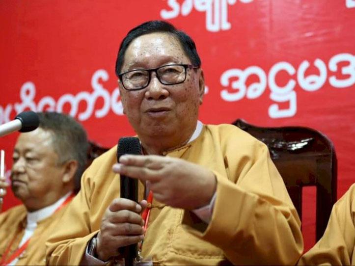 Tahanan Politik Junta Meninggal Karena Covid-19
