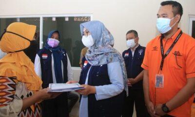Ribuan Keluarga di Banyuwangi Mulai Terima BST Kemensos