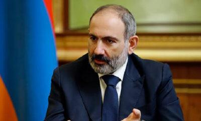 PM Pashinyan Meminta Rusia Untuk Berjaga di Daerah Perbatasan