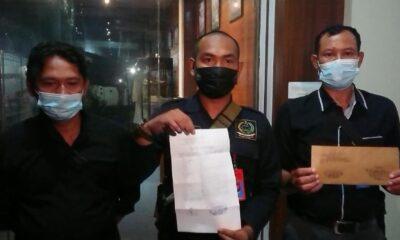 Hina Profesi Pekerja Seni, Seorang Kades di Trenggalek Resmi dilaporkan