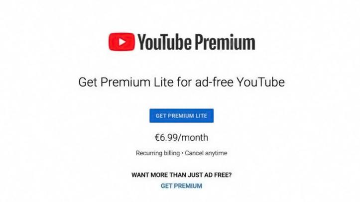 YouTube 'Premium Lite' Tawarkan Tontonan Bebas Iklan dengan Harga Lebih Murah