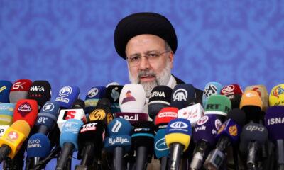 Ebrahim Raisi Umumkan Akan Cari Cara Akhiri Sanksi Iran