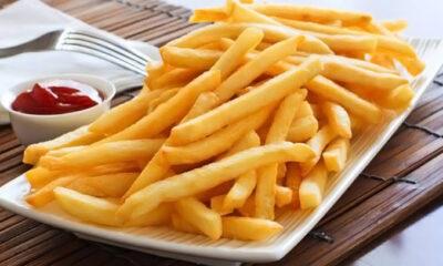 Bahaya Makan Kentang Goreng Terlalu Banyak