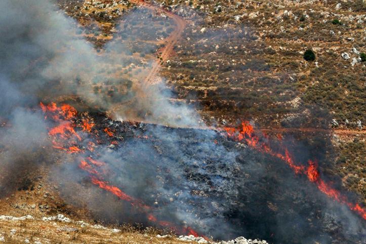 Israel Luncurkan Serangan Udara ke Lebanon