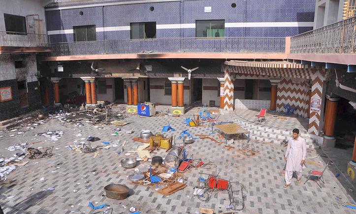 Pakistan Kerahkan Militer Untuk Jaga Kuil Hindu Dari Amukan Massa