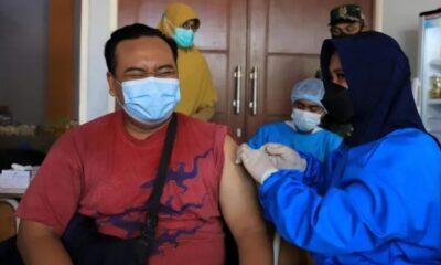 Pemkot Surabaya Gelar Vaksinasi Moderna Untuk Umum