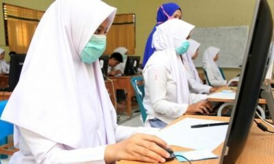 PTM Dimulai, Sebanyak 54 siswa Status OTG di SMAN 1 Padang Panjang