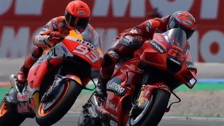 Bagnaia Raih Kenenangan MotoGP Perdananya Musim Ini