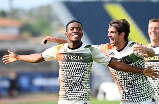 Liga Italia: Venezia Menang Atas Tim Promosi Empoli 2-1