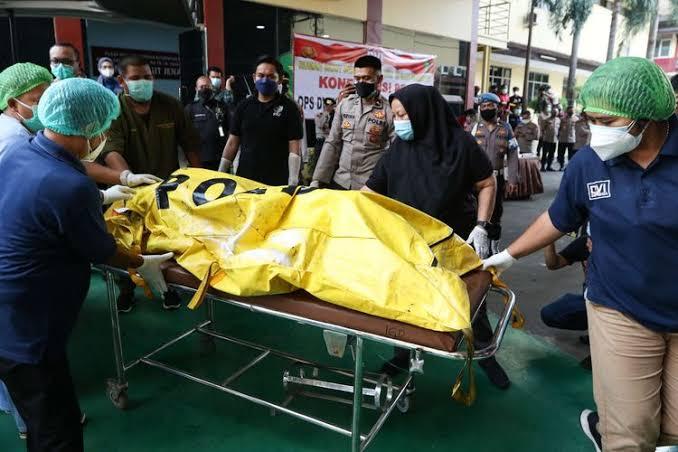 Korban Meninggal Kebakaran Lapas 1 Tangerang Jadi 46 Orang