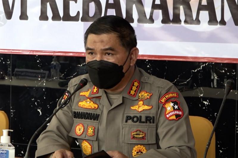 Polri Identifikasi 8 Jenazah Korban Kebakaran Lapas Tangerang