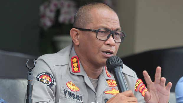 Polisi: Sumber Api Kebakaran Lapas Tangerang dari Sel Nomor 4