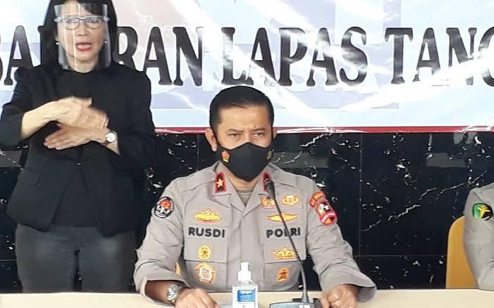 Polri Identifikasi Lagi 7 Jenazah Korban Kebakaran Lapas Tangerang