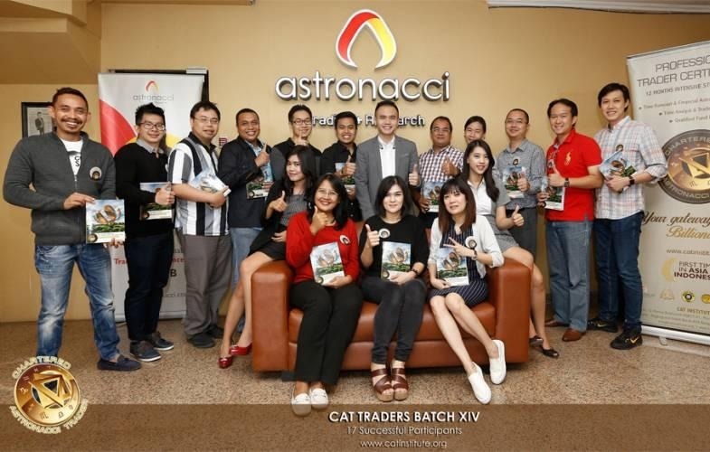 CAT Institute Kembali Luluskan Trader Profesional
