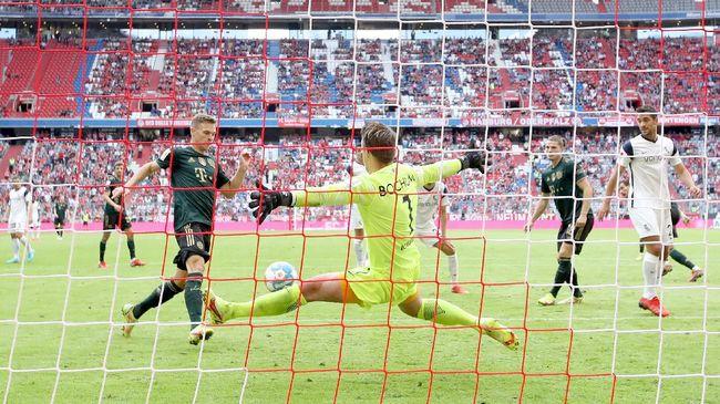 Bayern Muenchen Gelar Pesta Gol Saat Menjamu VfL Bochum