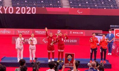 Mendali Emas Pertama, Heri Akhmadi Bangga Merah Putih Berkibar di Paralimpiade Tokyo 2020