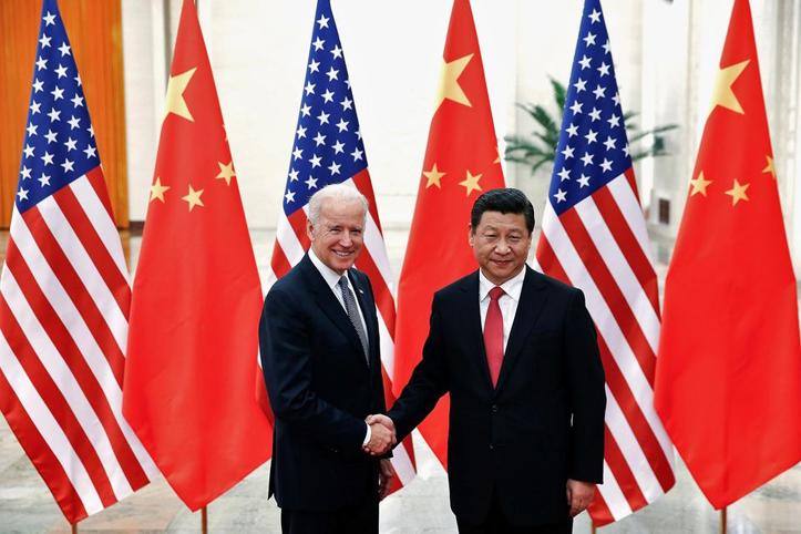Joe Biden dan Xi Jinping Adakan Diskusi Penting Via Telpon