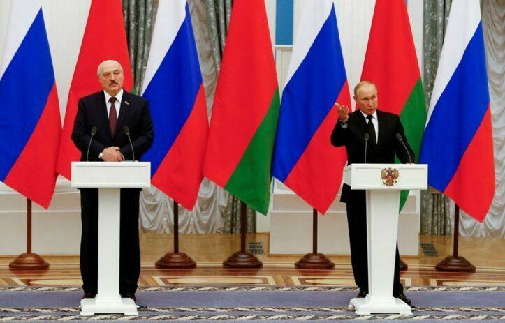 Rusia dan Belarus Perkuat Kerjasama Dengan Beragam Kesepakatan