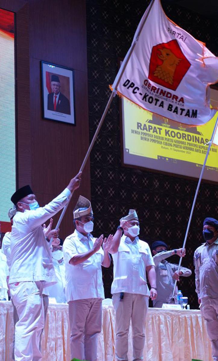 Sekjen Gerindra Ahmad Muzani, Setiap Kader Adalah Perekat Persatuan
