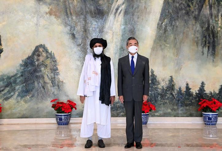 Cina dan Pakistan Curi Start dalam Membantu Warga Afghanistan