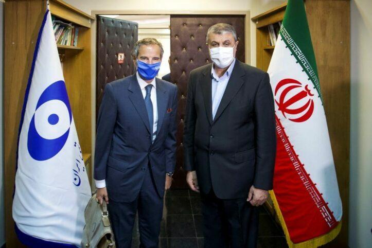 Perjanjian Nuklir, IAEA Capai Kesepakatan Dengan Iran