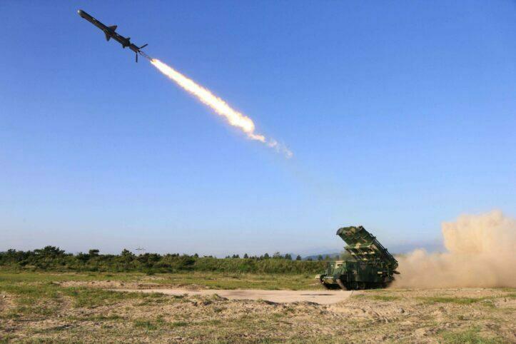 Korea Utara Sukses Jalankan Uji Coba Rudal Jelajah