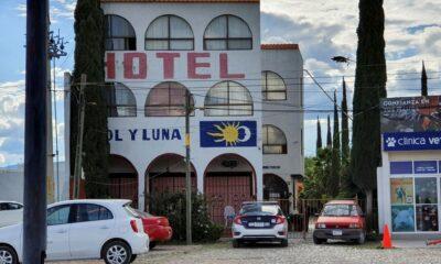 Sebuah Hotel Meksiko Diserang Sekelompok Bersenjata