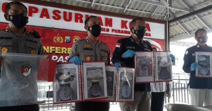 Hari Ini Polda Jatim Rilis Hasil Temuan Dari Lokasi Ledakan di Pasuruan
