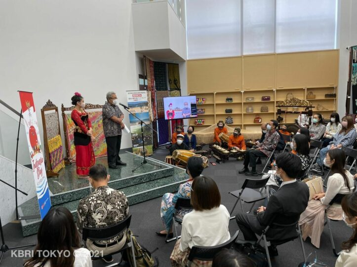 """KBRI Tokyo Selenggarakan Promosi Budaya dan Pariwisata """"Indonesia Day"""""""