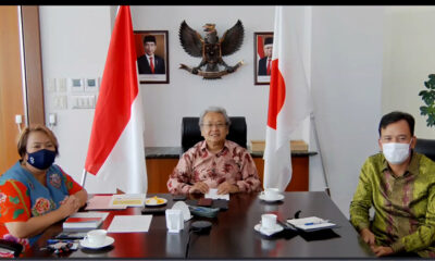 Event Tokyo Game Show 2021, KBRI Tokyo Dukung Game Lokal Indonesia Mendunia