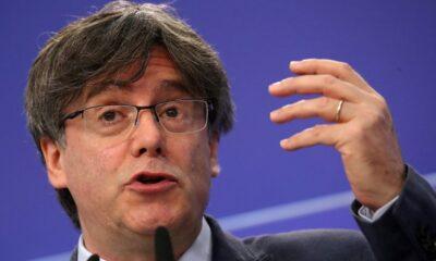 Pemimpin Separatis Catalan Ditangkap di Italia