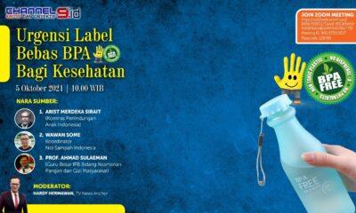 Komnas Perlindungan Anak Mendesak Badan POM Labeling BPA Free