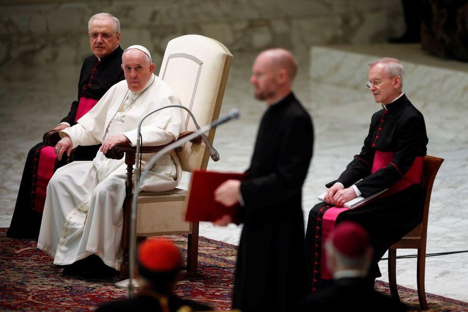 Paus Fransiskus: Ini Adalah Masa yang Memalukan Bagi Kita