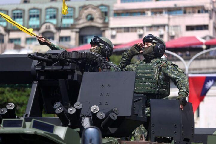 Taiwan Perkuat Pertahanan Dalam Upayanya Menahan Tekanan Cina