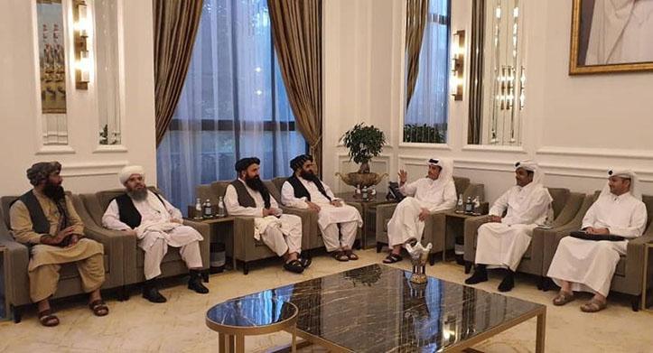 Pertemuan Taliban dan AS di Doha Bahas Beragam Masalah