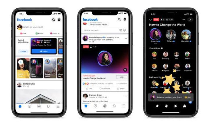 Facebook Aktifkan Hub Audio Untuk Gabungkan Seluruh Fitur Audionya
