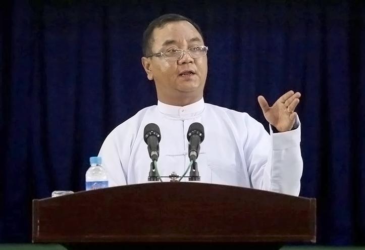 Junta Myanmar Ingin Diakui oleh Dunia Internasional