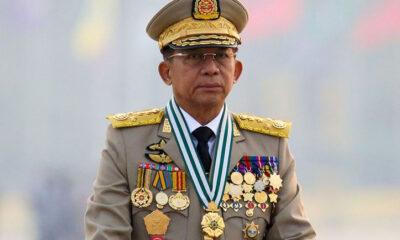 Pemimpin Junta Myanmar Ditolak dalam KTT ASEAN