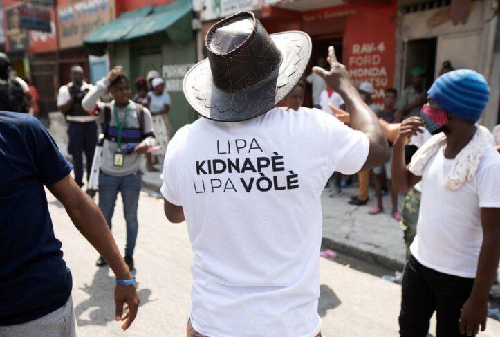 Warga Haiti Resah dengan Penculikan, FBI Bantu Misi Penyelamatan Misionaris