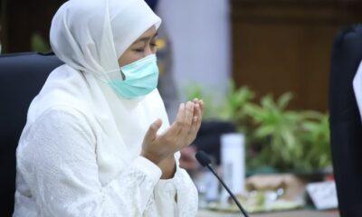 Peringatan Maulid Nabi, Khofifah Ajak Umat Islam Sempurnakan Akhlak Teladani Rasulullah