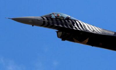 Anggota Dewan AS Tolak Niat Turki Ingin Beli Jet Tempur