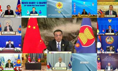 Biden Tegaskan Komitmennya di KTT ASEAN
